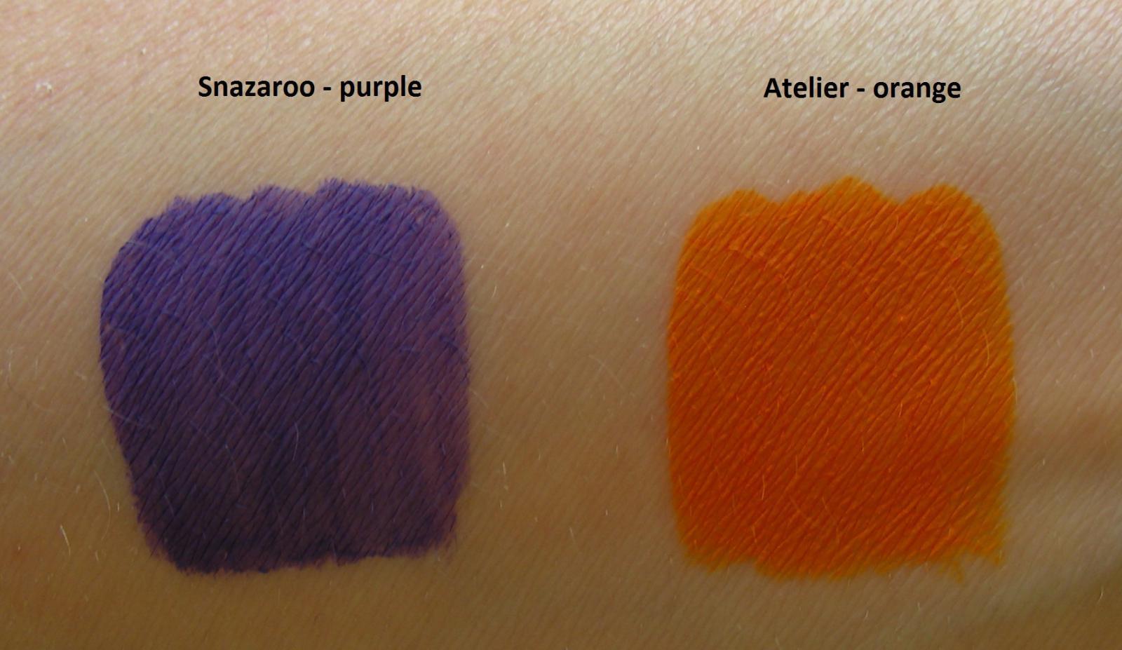 ���� - Snazaroo � Atelier