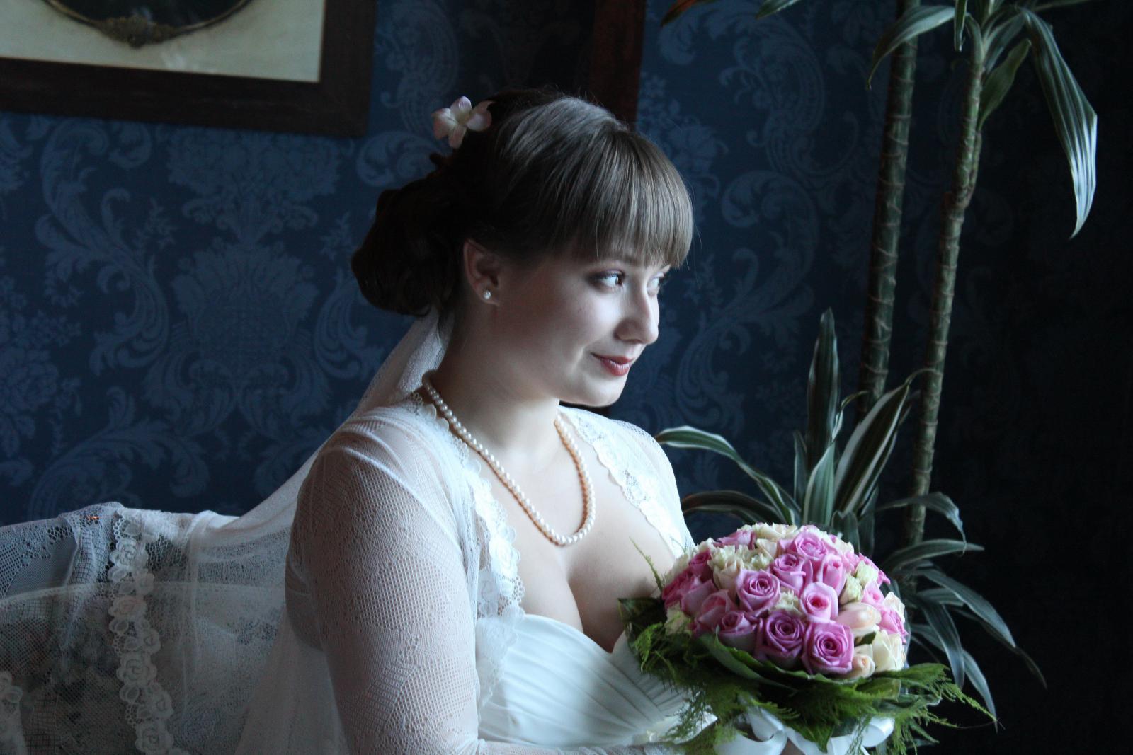 моя прекрасная невеста на...