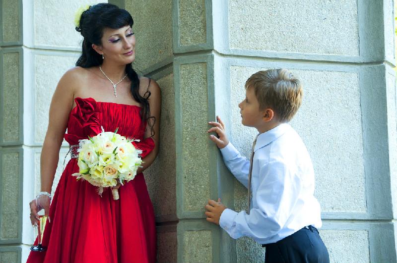 экстравагантная невеста3
