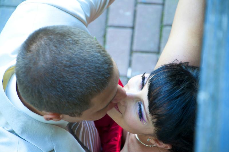 экстравагантная невеста