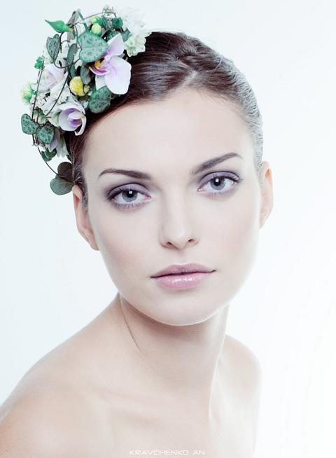 make-up: Ольга Приданова