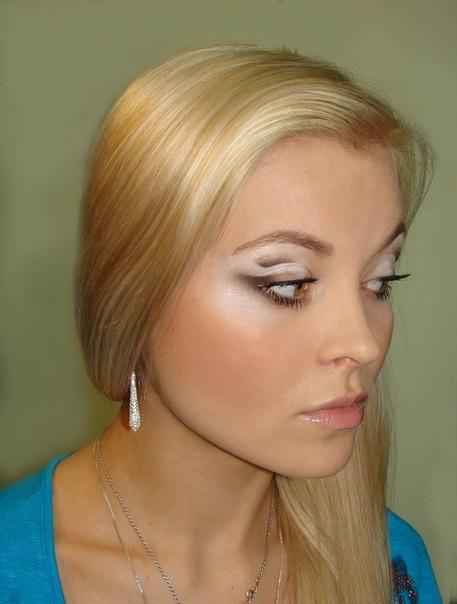 Make Up Anna Krivko