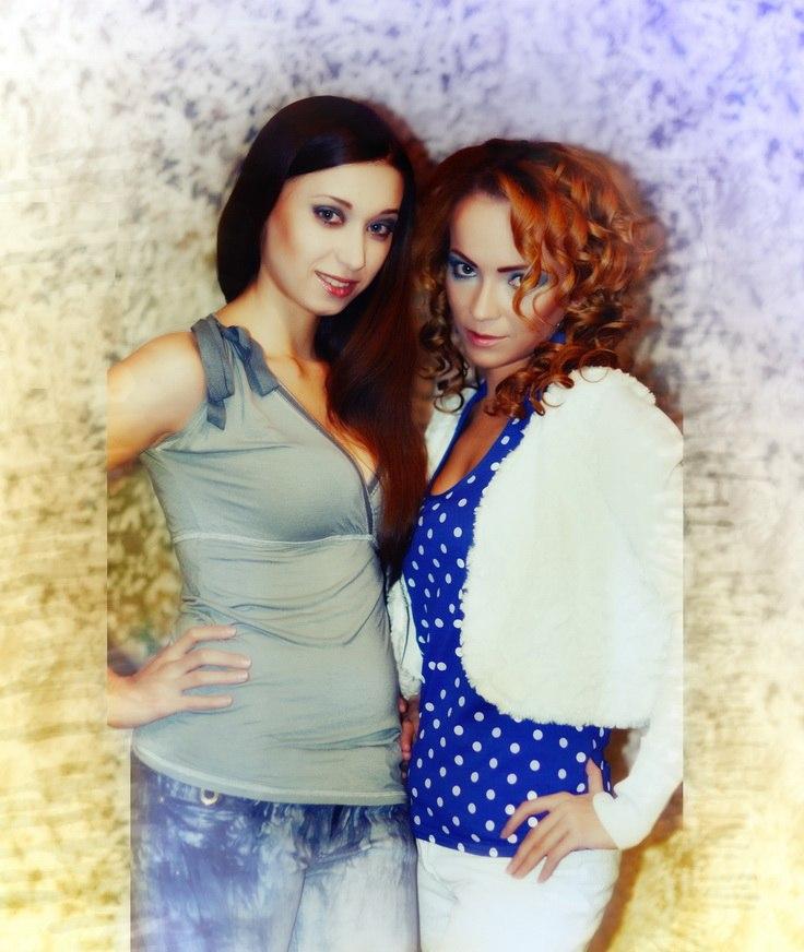 Я и Анастасия Хмиль, Фото - Олег Хмиль