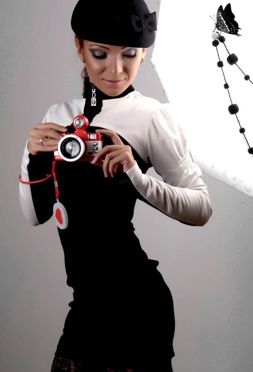 Модель Анастасия Хмиль, Фото - Олег Хмиль