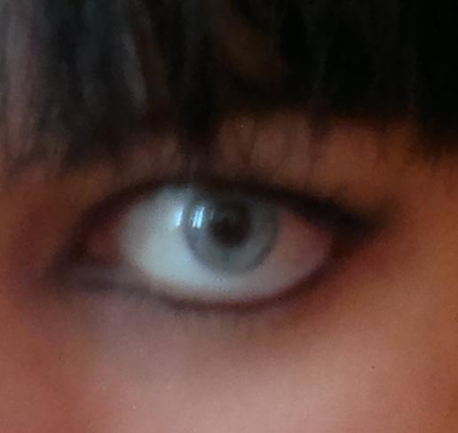Глаз в процессе работы