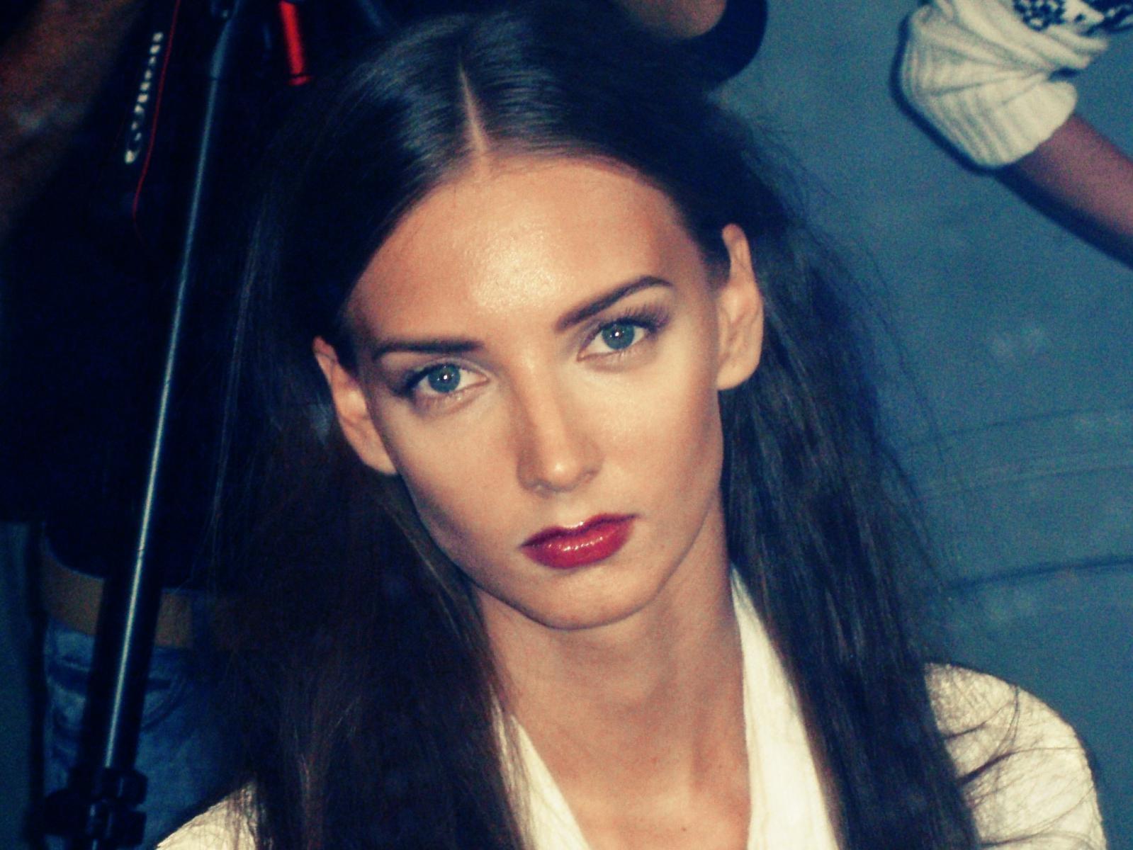 Fashion Collection. Одна из лучших среди моделей: Эльвира Са
