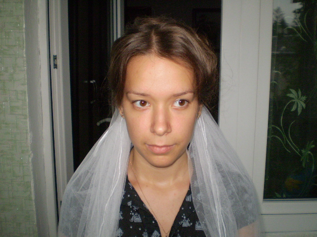 вторая попытка свадебного ДО