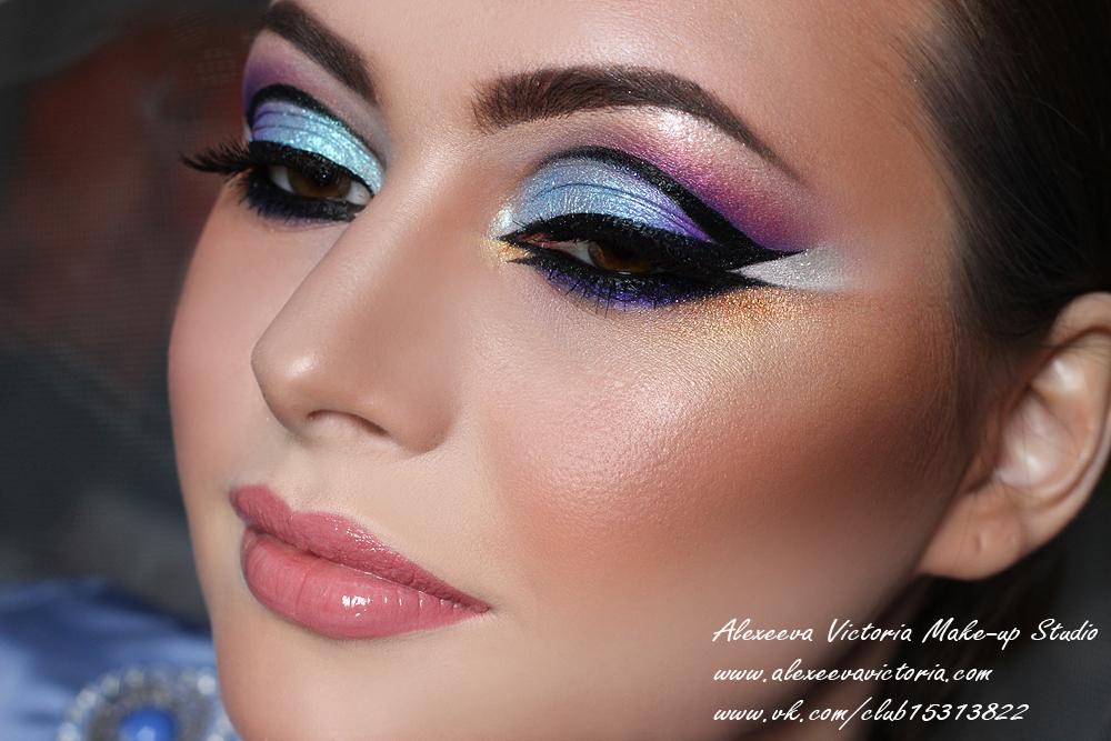 арабский макияж