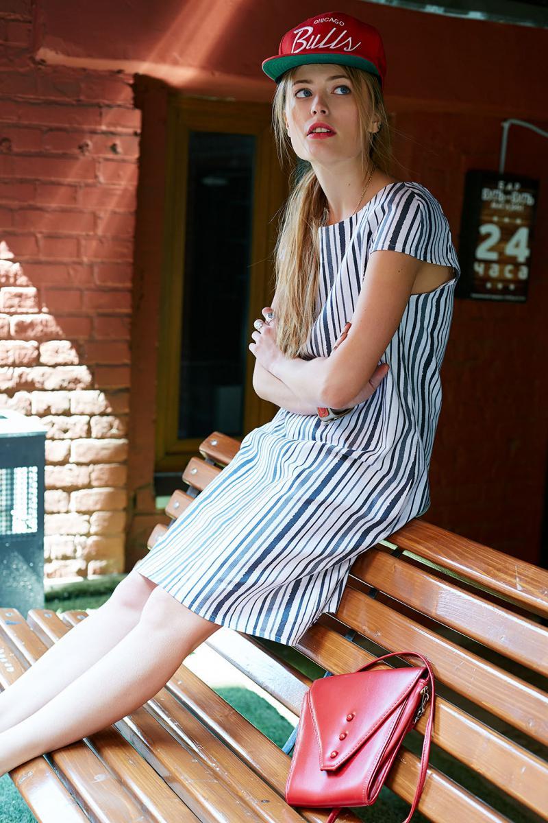 Street Style съемка для дизанера Юлии Топольниковой